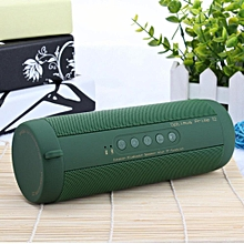 Waterproof Bluetooth Speaker Wireless Super Bass Subwoofer Outdoor Sport Sound Box FM LED Light Portable Speaker Stereo Speaker GDMALL, used for sale  Nigeria