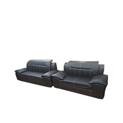 Omega 7 Seater Leather Set(free Gift Ottoman)