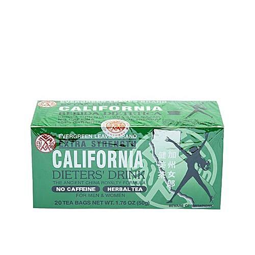 California Dieter's Drink Extra Strength Tea