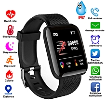 a6e3aa6d5 2019 Smart Watch Color Screen Blood Pressure Fitness Tracker Heart Rate  Monitor Smart Band Sport For