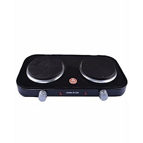 Double Hot Plate Cooking Electric