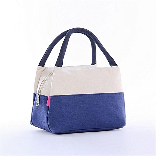 Portable Waterproof Oxford Insulation Lunch Box Bag Cooler Picnic Bag Travel Supplies