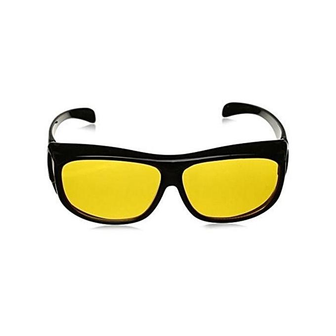 b0dd7ee111f Fashion Night Driving Glasses - Anti Glare Vision Driver Safety ...