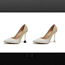 82b23f2bcf6 Heel Protector Stilettos Stopper Guard (Small Thinner Size) 1 Pair - Black