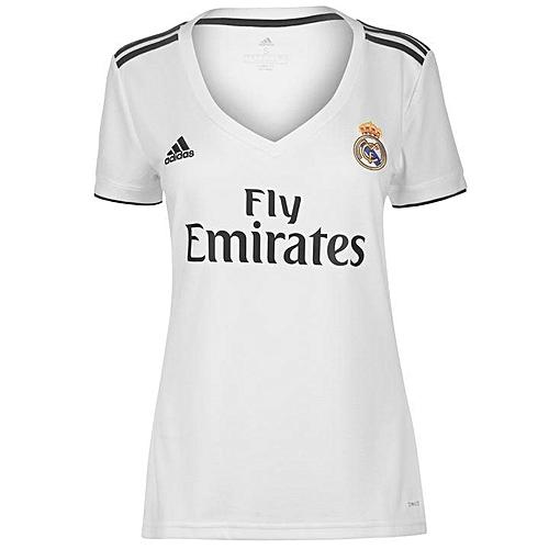 c1f4d055233 Adidas Real Madrid Home Shirt 2018 2019 - Female | Jumia NG