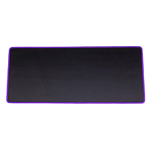 Thickening Office Desk Mat Keyboard Pad - Purple