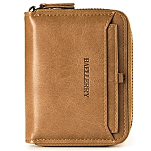 2ab526ef1da1 New Stuff PU Leather Men Wallets Card Holder Purse Fashion Male Clutch