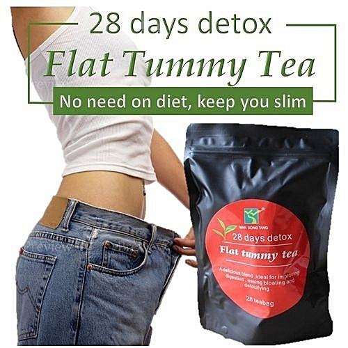 28 Days Detox Flat Tummy Tea - 1 Pack
