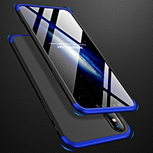 Phone Case For IPhone XS Max , 3 In 1 Double Dip 360° Full Protection