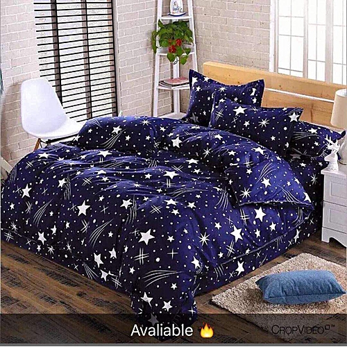 Duvet And Bedspread/Bedsheet With Pillow Cases