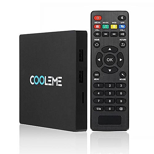 COOLEME CM-MM2 S905W 2G+16G TV BOX #US Plug