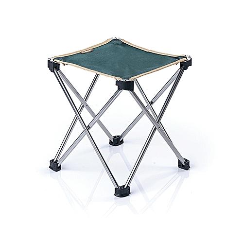 Naturehike NH15D012-B Portable Folding Chair Aluminum Alloy Picnic BBQ Beach Stool M