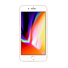 Apple IPhone 8 Plus 5.5 Inch 4G LTE 12MP Camera 4K Video Recording Smartphone-Golden