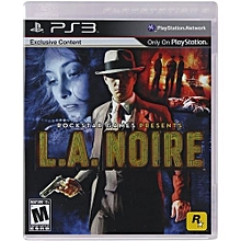 PS3 Video Game CD-L.A NOIRE for sale  Nigeria