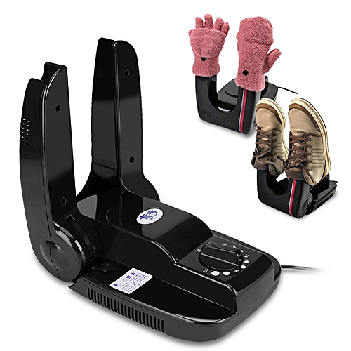 220V Electric Shoe Boot Dryer And Warmer, Portable Timing Dryer Warmer UV Sterilization Deodorant Device