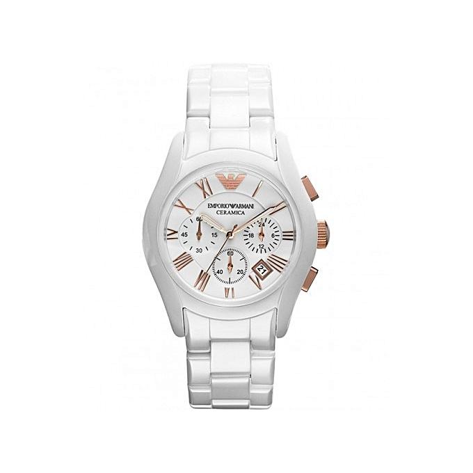 52ed4d037 Emporio Armani Ceramica Women's Watch AR1417 | Jumia NG