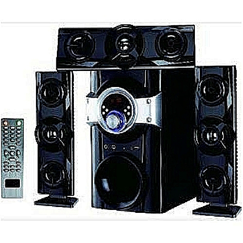 Powerful Home Theatre System With Bluetooth USB And SD Port