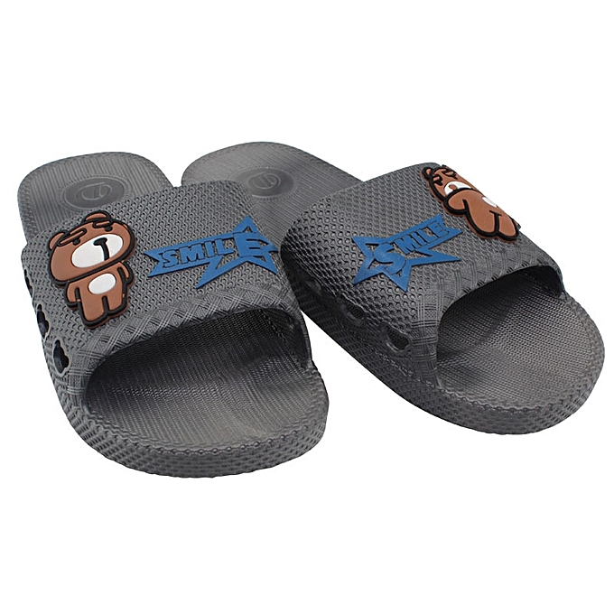 51a42e7663 Summer Men Flip-flops Indoor Home Slippers Wear-resistant Non-slip Mens  Sandals