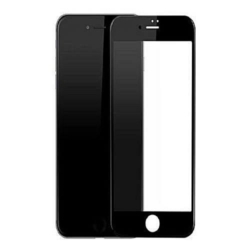 cb62f2269e1 3D IPHONE 6S PLUS THICK SENSITIVE 3D GLASS FOR SCREEN PROTECTOR BLACK