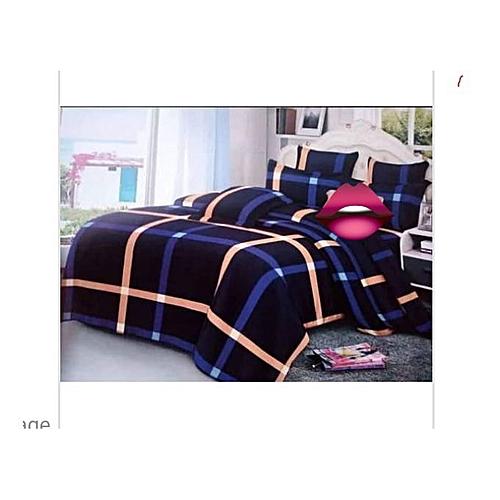 Duvet, Bedsheet And Pillowcases - White