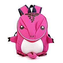 Kids School Bag Lightweight Animal Dinosaur Shape Kindergarten Backpack bf90de872beaf