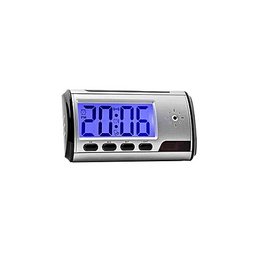 41018fedbe7 Generic Digital Table Clock Camera