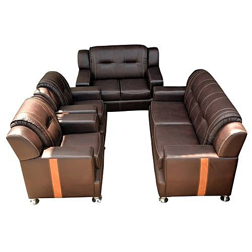 7 Seaters Leather Sofa DELIVERY WITHIN LAGOS ONLY