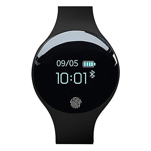 SANDA Bluetooth Smart Watch For Ios Android Men Women Sport Intelligent Pedometer Fitness Bracelet Watches For Iphone Clock Men.Black