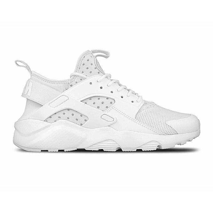 ecce8dce0163 Nike Nike Men Air Huarache Ultra Trainers Shoes White 819685-101 ...