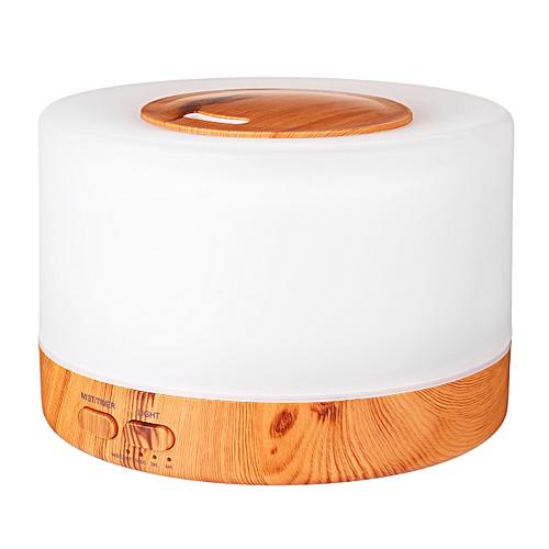 500ml Ultrasonic Essential Oil Aroma Diffuser Home Humidifier Air