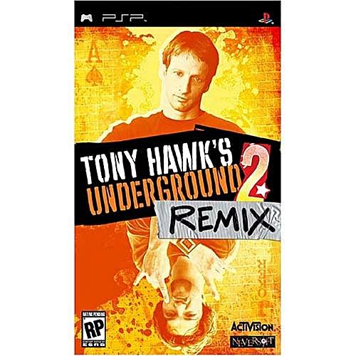 Activision Tony Hawk's Underground 2 Remix - Sony PSP