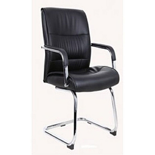 Visitor's Conference Chair - Black