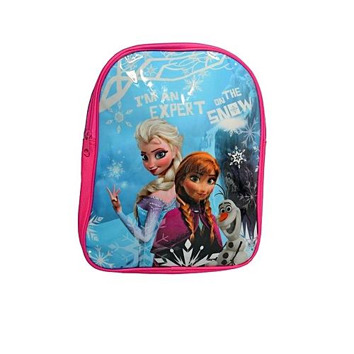 b5ad76adfe0 Disney Frozen Elsa   Anna Character School Bag (begginers)