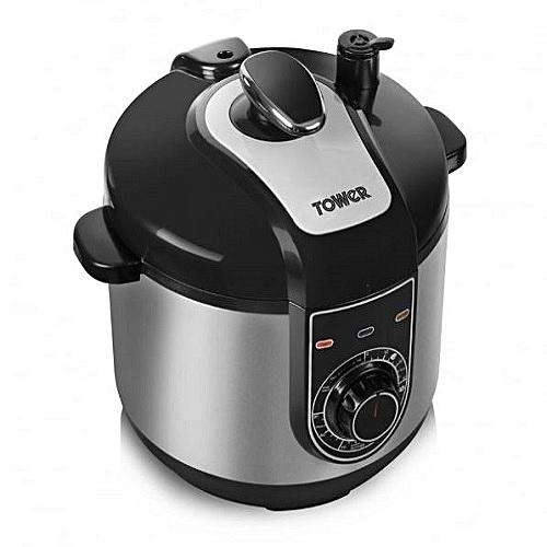 Health Multi Function Pressure Cooker 5 Litre