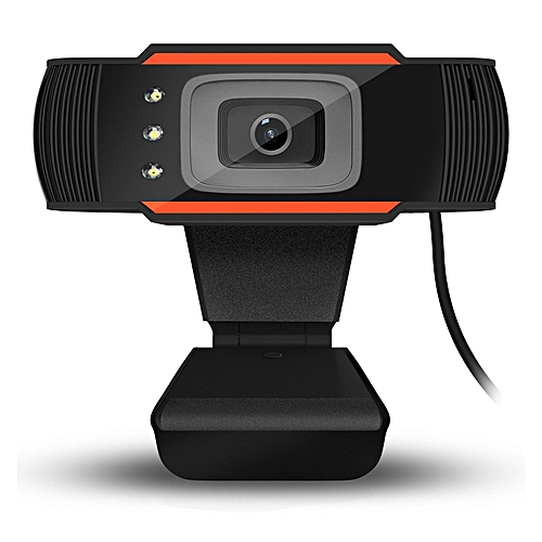 A870C3 Web Camera HD 480P With Microphone For PC Laptop