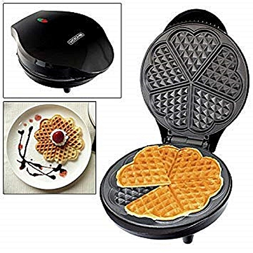 Electric Waffle Maker Pastry Molds