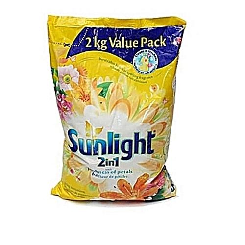 Sunlight Detergent Powder 2kg