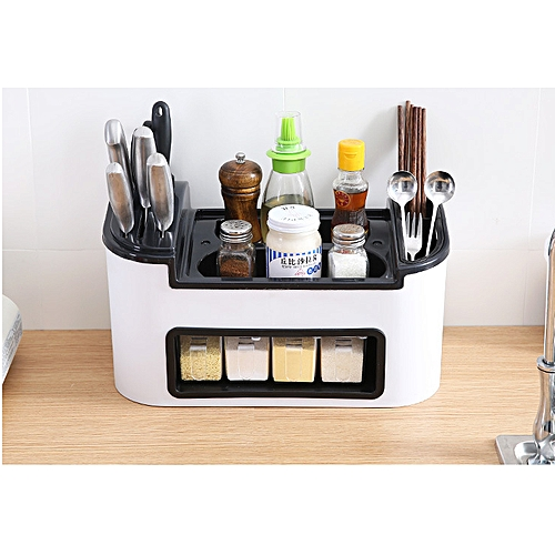 Multifunctional Kitchen Receiving Stand