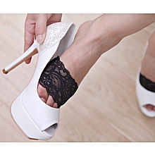 ba3a95c078e 2 X Lady Lace Forefoot High Heel Foot Anti-slip Pad