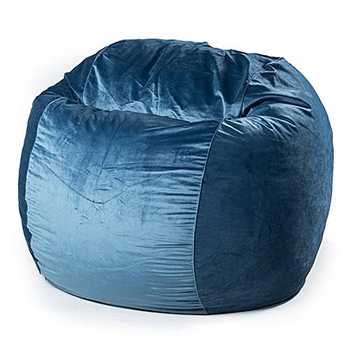 Bean Bag Chair - Blue