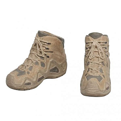 Footful 1/6 Scale Army Military Boots Fits 12 Inch Solider Action Figures