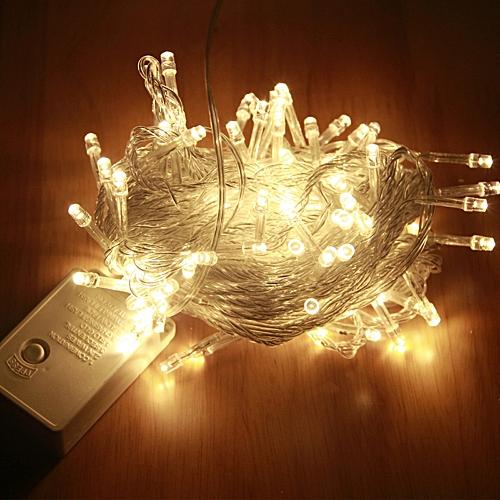 ZDM 1000CM 100PCS LED String Decoration Light For Christmas Party Wedding