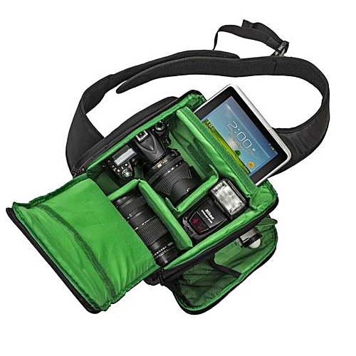 Fusojkh Novel Camera Backpack Bag Waterproof DSLR Case For Canon For Nikon For Sony