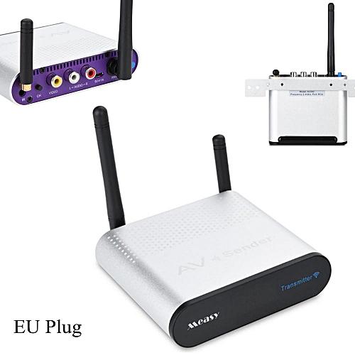 Measy Wireless AV Sender 437yd Data Transmission 2.4GHz Audio Video Transmitter Receiver - EU