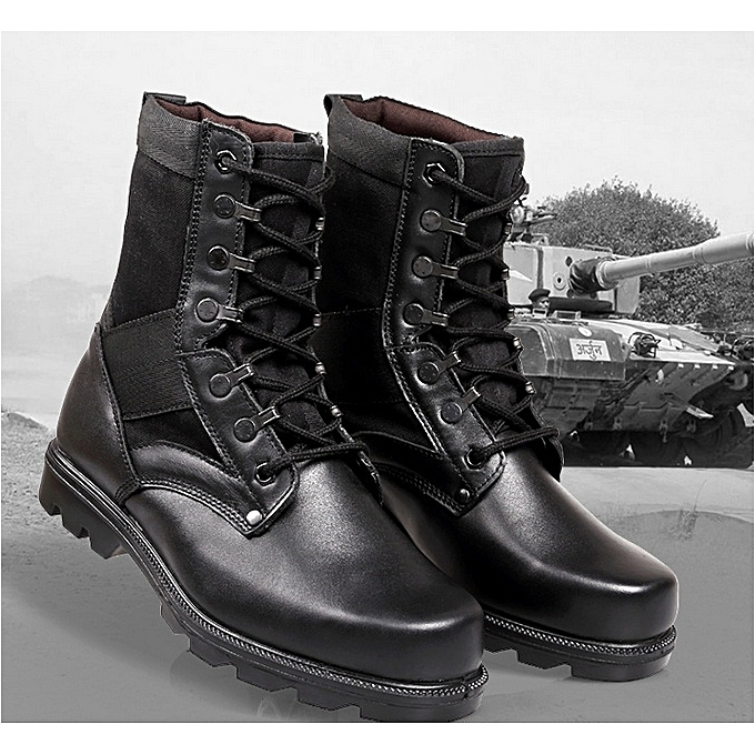 novel style buy good separation shoes Men's Winter And Autumn Fashion High Tops Combat Boots, Whaterproof Army  Boots, Breathable Jungle Boots