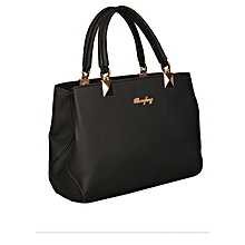 335e26c88c New Trend Magnificent Female Women Ladies Shoulder Handbag - Black