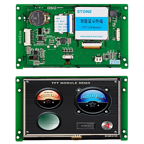 """STONE 5.0"""" Smart LCD Display For Equipment Use"""