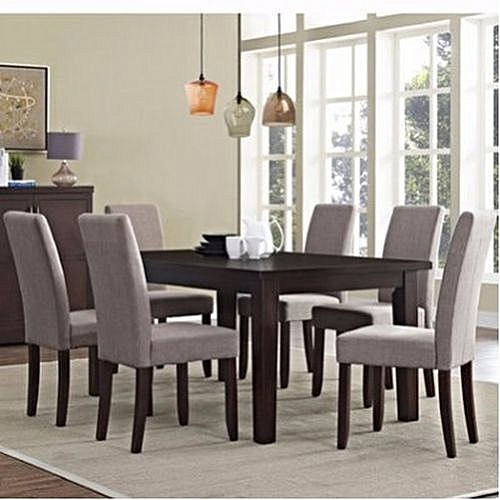 Fred 6 Seater Dining Set (Lagos Only Delivery)