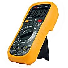 MY60 Digital Multimeter AC DC Voltage Current Resistance Capacitance Meter
