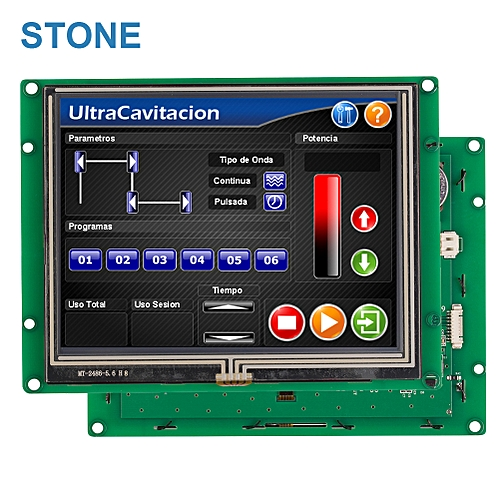 5.6 Inch TFT LCDTouch Screen Display Graphic HMI Monitor